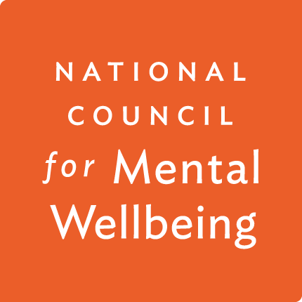 Logo for National Council for Mental Wellbeing